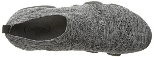 Aetrex Modpod Womens Charcoal Knit MODPOD Knit rwrqHpA