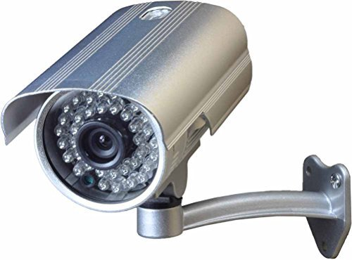 Night Vision CCTV Security Camera 960TVL Waterproof IR Infrared 36 LEDs System 6mm Lens Wide Angle With Bracket by cambase
