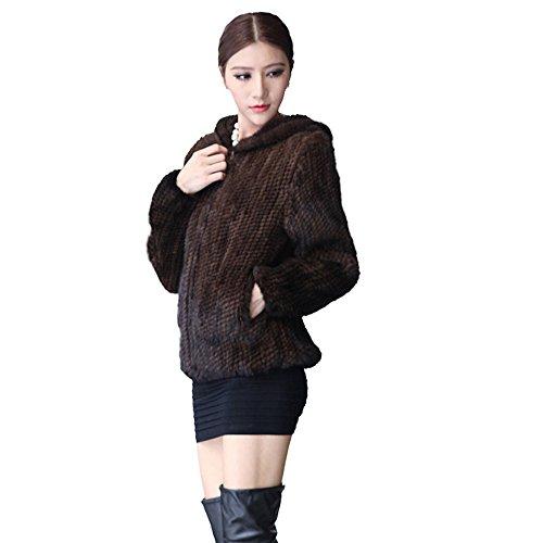 Mink Long Coat - 7