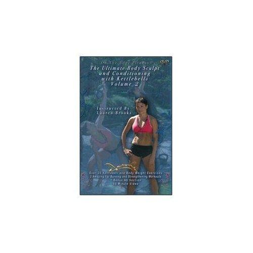 The Ultimate Body - Escultura y acondicionador con DVD Volumen 2, con broches Lauren