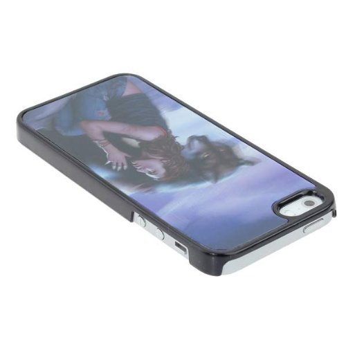Effets 3D Style Design Cover Protector Case pour iPhone 5 5S