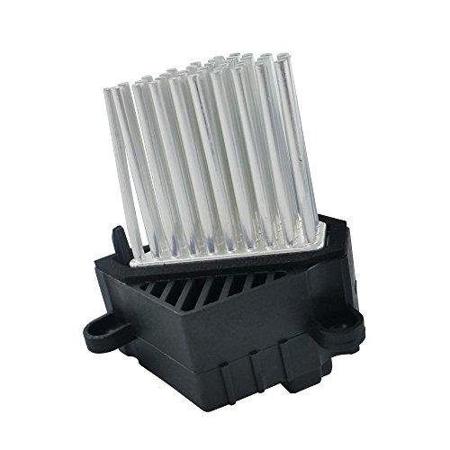 (Wisepick A/C Heater Motor Blower Fan Resistor 64116923204 For BMW E46 E39 E83 E53 X5 X3 M5)