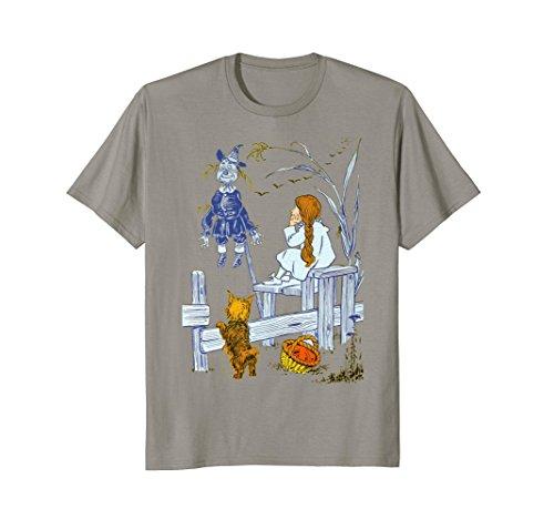 Classic Scarecrow Toto Wizard of Oz Dorothy