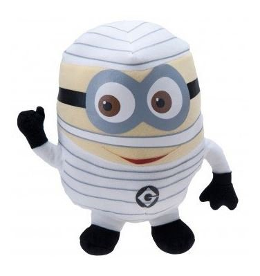 Despicable Me Halloween Mummy Minion Plush (Despicable Me Halloween)