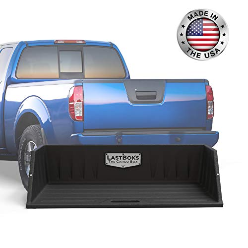 Truck Bed Organizer Box for Tools, Accessories or Groceries, Pickup Storage Box Easy to Put in and Take Out, Tough, Waterproof and Lightweight