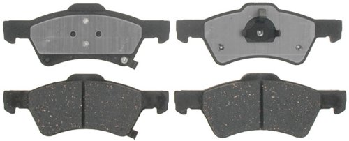 Raybestos PGD857C Professional Grade Ceramic Disc Brake Pad Set