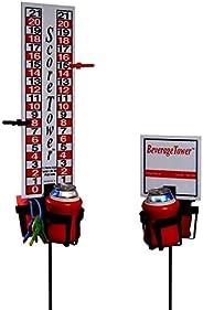 ScoreTower Combo Set - Scoreboard & Drinkholders for Horses