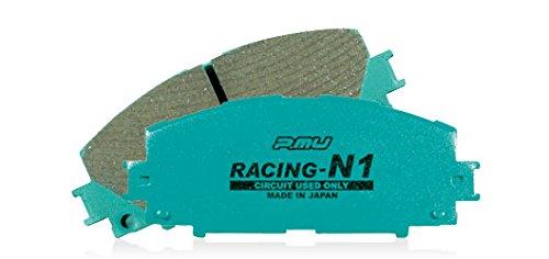 プロジェクトミュー【Project μ】ブレーキパット RACING-N1 【F110】 レクサスIS350 GSE21/GSE31 RC300h AVC10/GSC10 GS350 GRS191/GRL10(F Sports) クラウン アスリートGRS184/GRS204/GRS214 マークX GRX130 G's RACING-N1/F110 ブレーキパッド B014FHYKD6 レクサスIS350/GSE21/GSE31/RC300h/AVC10/GSC10/GS350/GRS191/GRL10(F/Sports)クラウン/アスリートGRS184/GRS204/GRS214/マークX/GRX130/G's/RACING-N1/F110