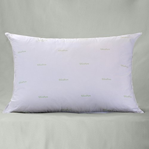 WestPoint Home EcoPure Garnetted Pillow filled with Recycled