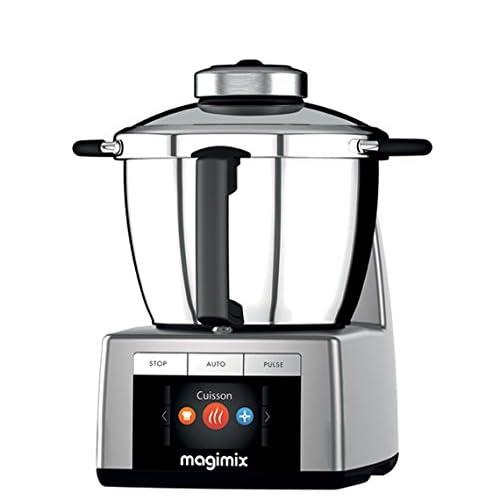 Robot cuiseur Cook Expert Chrome mat, Magimix