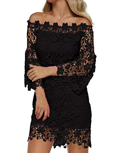 See the TOP 10 Best<br>Womens Black Lace Dress