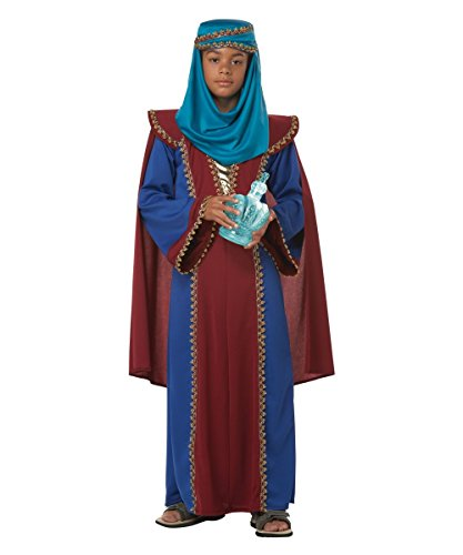 [Balthazar of Arabia Boys Costume Biblical Costume] (Balthazar Child Costumes)