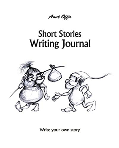 Amazon com: Short Stories Writing Journal: Blank Writer's