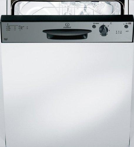 Indesit DPG 15 IX - Lavavajillas (Totalmente integrado, Acero ...