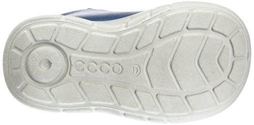 EccoEcco First - Botines de Senderismo Bebé-Niñas Azul (50278marine/poseidon)