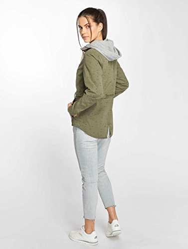Verde Mezza Bench Giacche Giacca Life Donna Stagione RxgqY