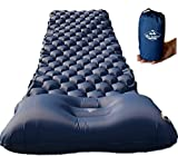 My Outdoors Lightweight Sleeping Pad - compact and very light sleeping mat with pillow. Insulated and great for camping, travelling and hiking.