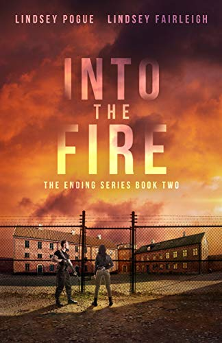 Into The Fire (The Ending Series, #2) by [Pogue, Lindsey, Fairleigh, Lindsey]