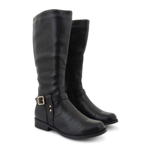 Footwear Sensation - Botas para mujer negro negro negro - negro
