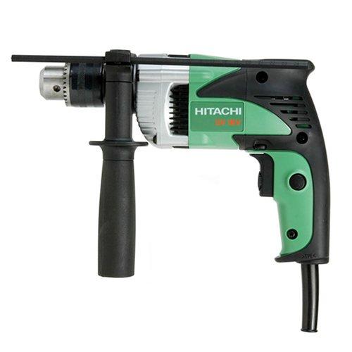 Hitachi DV16V 5/8-Inch 6-Amp Hammer Drill, 2-Modes, VSR by Hitachi