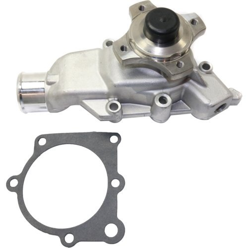 Water Pump compatible with Grand Cherokee 99-04 / Wrangler (Tj) 00-06 6 Cyl 4.0L Eng.