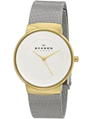 Skagen Womens SKW2076 Nicoline Stainless Steel Mesh Watch
