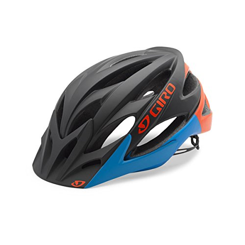 Giro Xar Mountain Bike Helmet High Yellow Bright Green Lines