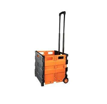 J. SCR Carrito De Compras Plegable Grande 35KG Portable Multifunción ...