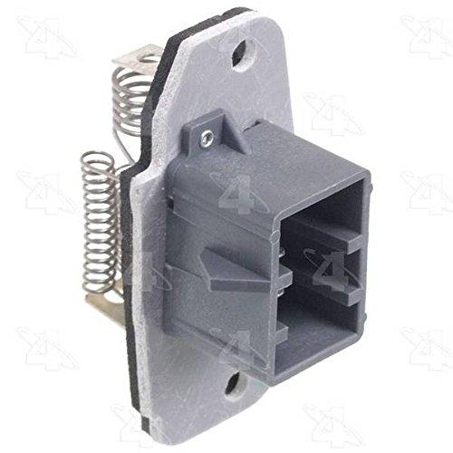 - Four Seasons 20312 HVAC Blower Motor Resistor