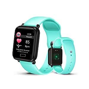 Amazon.com: Women Smart Watches Waterproof Sports for iPhone ...