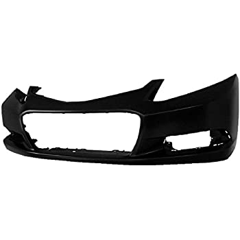 12-13 Civic 2DR Coupe Front Bumper Cover Assembly Primed HO1000282 04711TS8A90ZZ