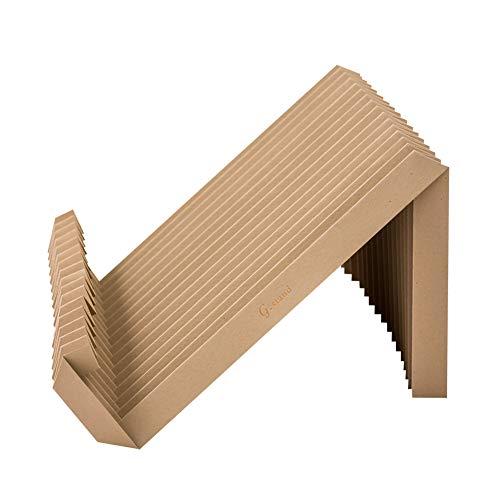 G.Stand – Soporte de libros de origami, estructura plegable, flexible, ligero, portátil, lectura de libros y soporte para...