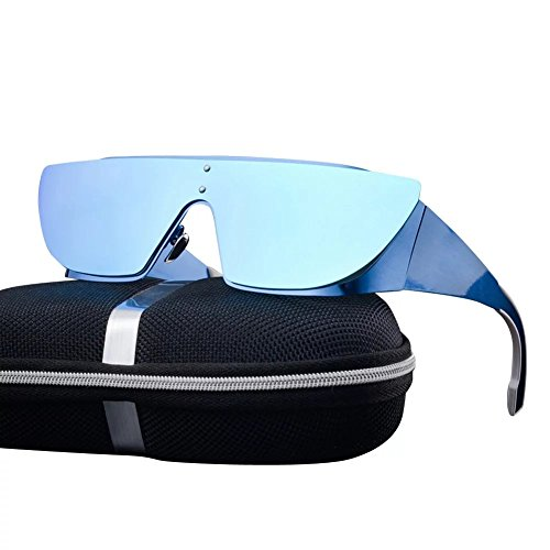 Mens Stylish Novelty Polarized Sunglasses for Driving Fishing (Sunglasses Mens Stylish)