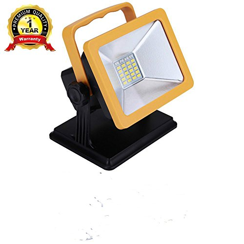 Battery Powered Portable Led Flood Lights - 8