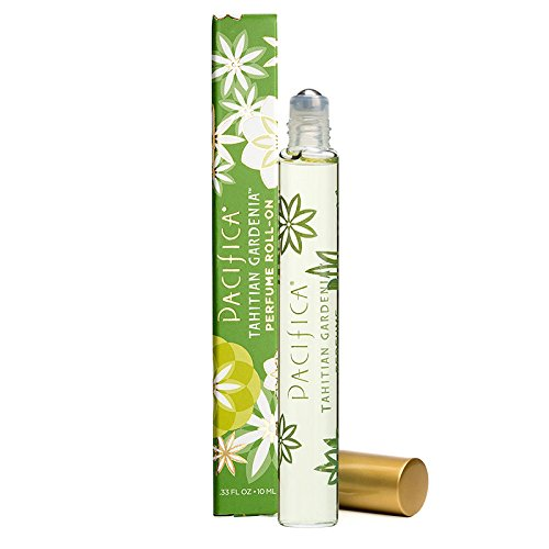(Pacifica Beauty Perfume Roll-on, Tahitian Gardenia)