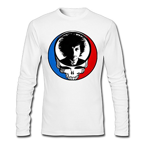 Funny Shirts Bob Dylan Nobel Prize Man's Long Sleeve T Shirts