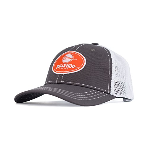Trucker Style Hat - Ballyhoo Fishing Hat Trucker Style with Mesh Back …