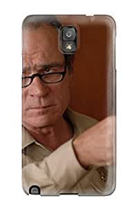 Everett L. Carrasquillo's Shop New Style 4869905K72797890 Durable Defender Case For Galaxy Note 3 Tpu Cover(tommy Lee Jones)