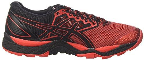 black 9023 Running Para fujitrabuco Asics Negro fiery Gel 6 Zapatillas Red De black Hombre Cx4Cnwpq7O