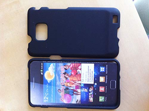 Black TPU Gel Case Cover for Samsung Galaxy S2 II - Samsung Gel Galaxy S2 Cover For
