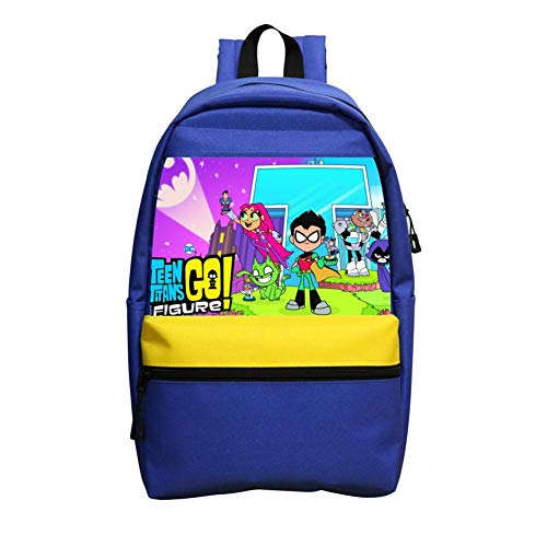 Teen-Robin-Go Kids Bags Shoulders Backpack Casual Daypack Boys Girls Bookbag