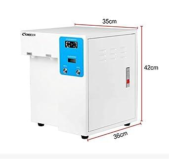 15 L/h Lab Ultrapure Equipo de destilación de agua pura máquina de ...