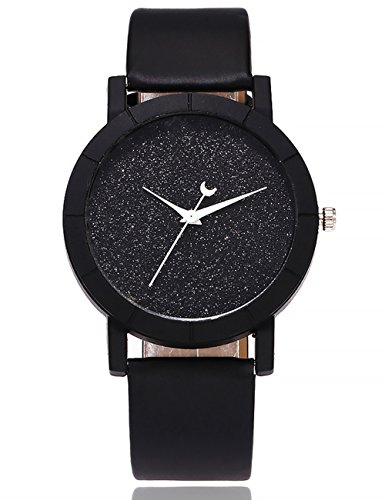 Star Womens Leather Watch - 9
