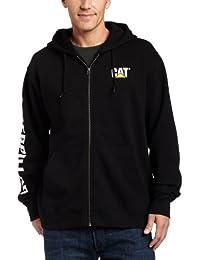 Men's Full-Zip Hooded Sweatshirt