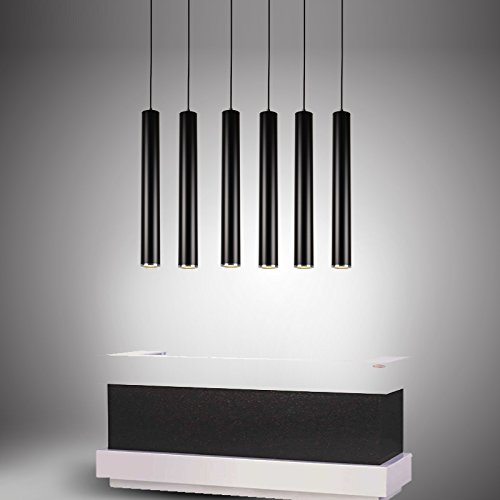 LightInTheBox LED Pendant Lights Modern/Contemporary Chandeliers Ceiling Lighting Fixture for Dining Room/Kitchen Light Source=Warm white