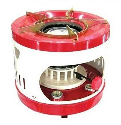 Calderas de queroseno estufa hornillo de acampada integrado 8-core 2-3 personas essential