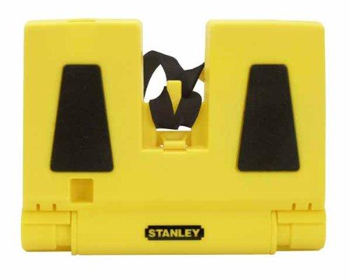 Stanley Pfosten-Wasserwaage mit intergrierten Magneten, 3 Röhrenlibellen, zusammenfaltbar, 10 x 14 cm, 0-47-720
