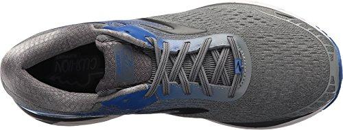 Brooks Herren Adrenalin GTS 18 Grau / Blau / Schwarz