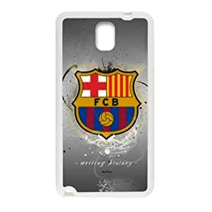 WEIWEI Fc Barcelona Logo Cell Phone Case for Samsung Galaxy Note3
