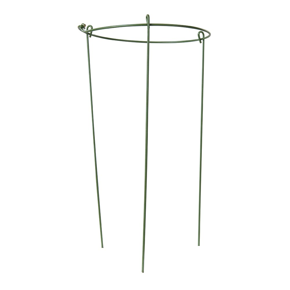1324715-Silverline-Tools-anello-di-supporto-per-piante-verde-855418